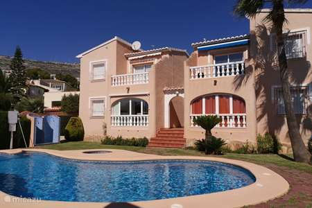 Vakantiehuis Spanje, Costa Blanca, Benitachell appartement Appartement Mamalou Benitachell