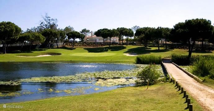 27 holes golfbaan VilaSol