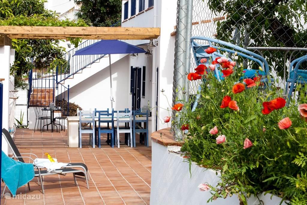 Vacation rental Spain, Costa del Sol, Comares finca Casa Los Dioses