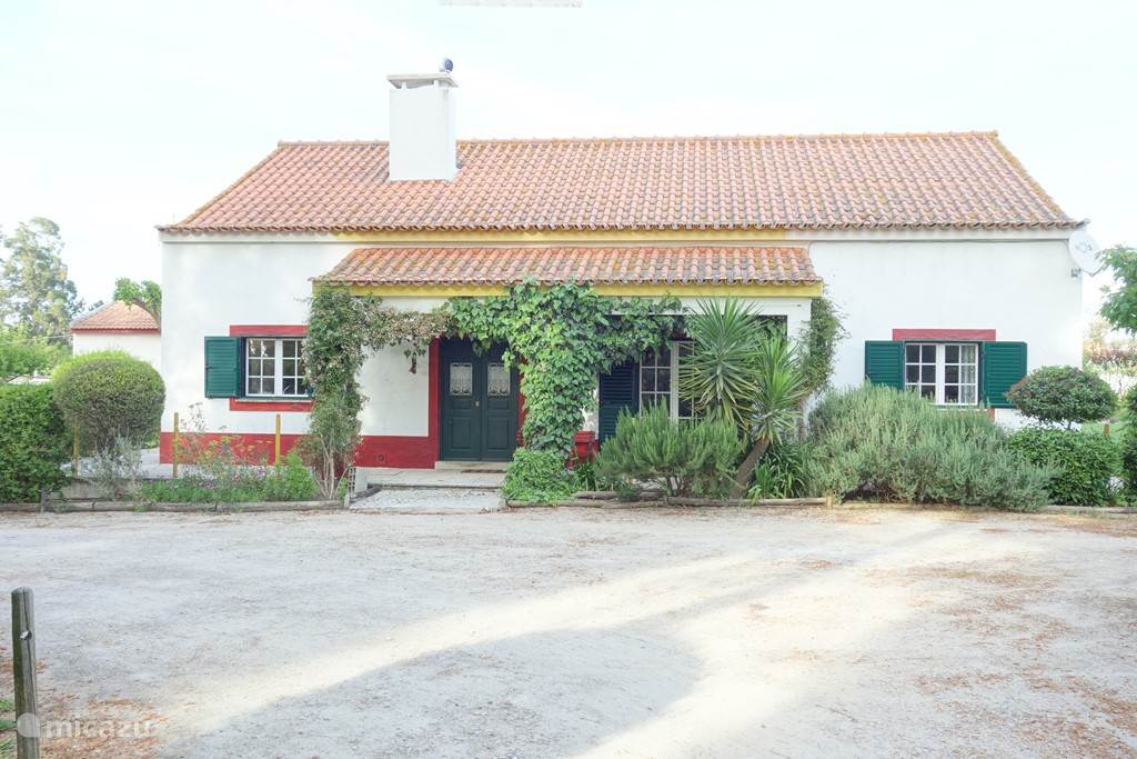 Vakantiehuis Portugal, Lissabon Kust, Palmela Villa Mooie villa met zwembad + grote tuin