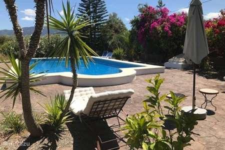 Vakantiehuis Spanje, Andalusië, Alhaurín el Grande - villa Nuestra Perla del