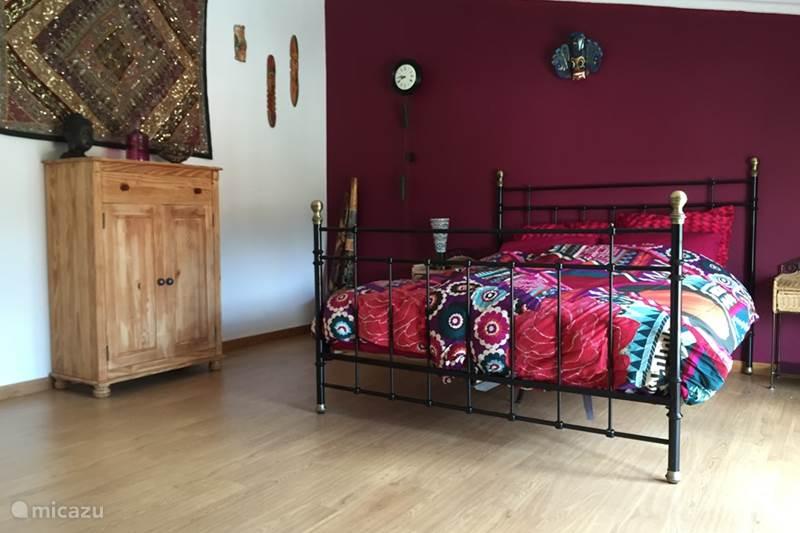 Vakantiehuis Portugal, Beiras, Arganil Bed & Breakfast B&B Casa Traca, Byzanthijnse kamer