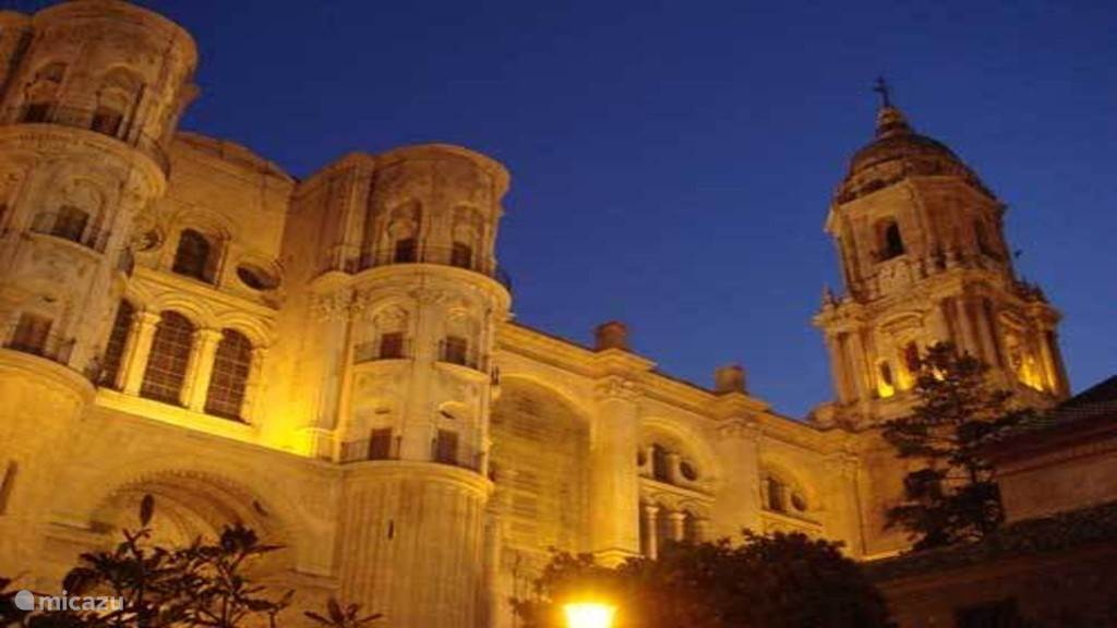Bezoek internationale Malaga
