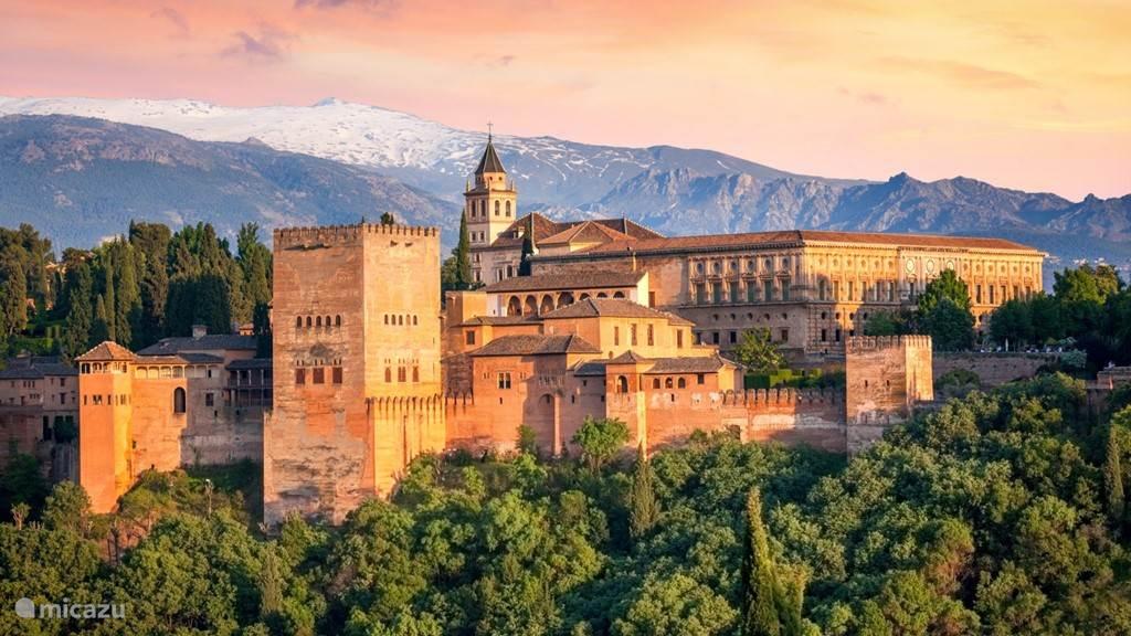 Bezoek prachtige Granada!
