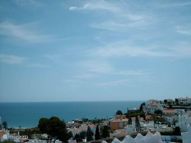 Uitzicht vanaf het terras. View from the terrace