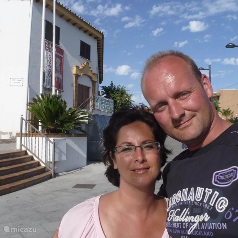 Richard & Maria Kooiman