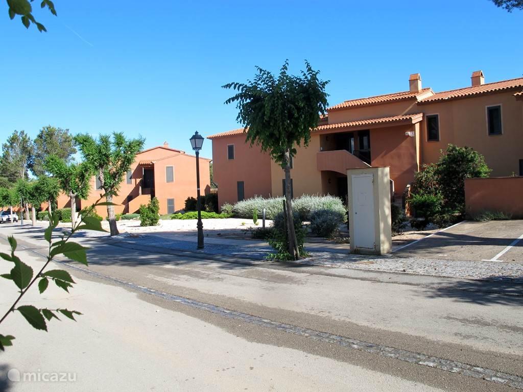 Vakantiehuis Spanje, Costa Dorada, Mont-Roig del Camp Appartement Casa Alegra