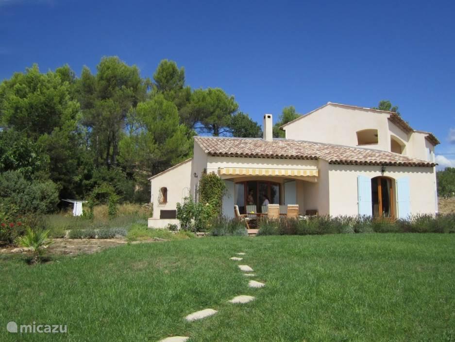 Vacation rental France, Provence – villa Villa Sauva