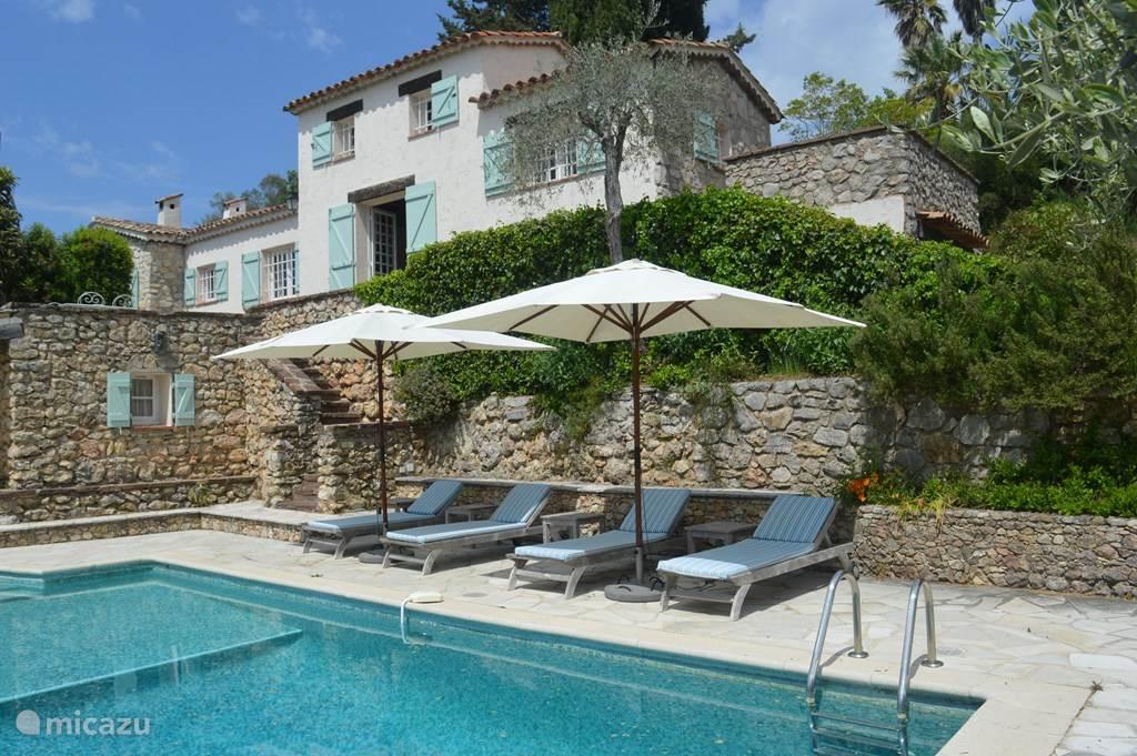 Vakantiehuis Frankrijk, Provence, Bagnols-en-Forêt Villa Charmante Franse villa