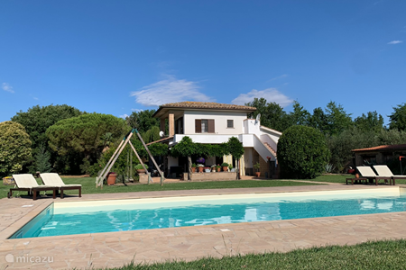 Vakantiehuis Italië – villa Villa Dagobert (Lazio, Bolsena)