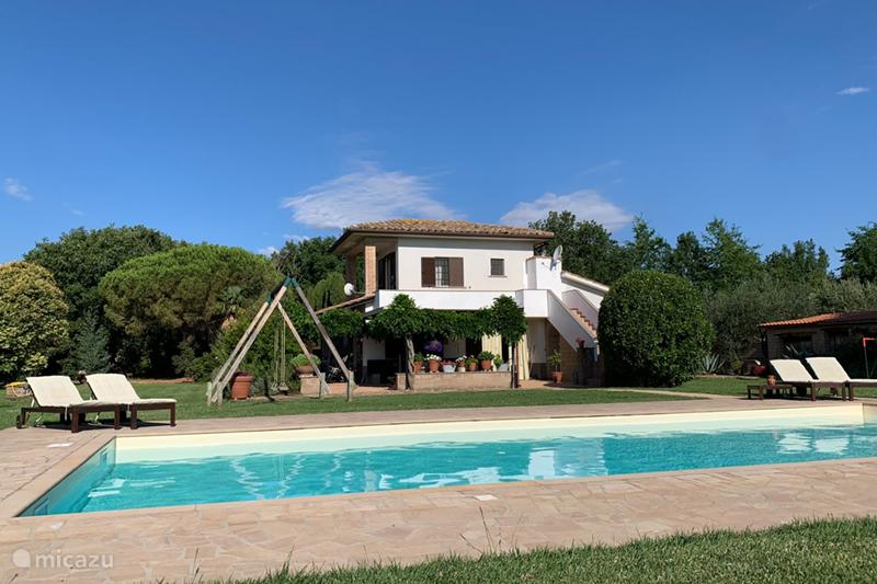 Vakantiehuis Italië, Meer van Bolsena, Bolsena Villa Villa Dagobert (Lazio, Bolsena)