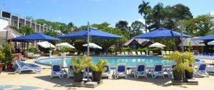 Zwembad Torarica Paramaribo.