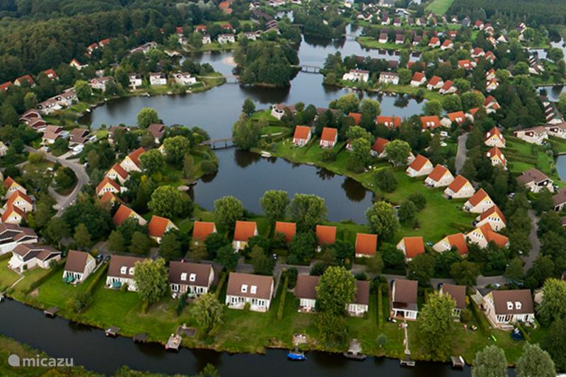 Vakantiehuis Nederland, Groningen, Vlagtwedde Vakantiehuis Sfeervol vakantiehuis op een park