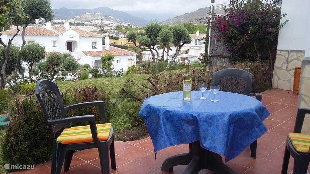 Vakantiehuis Spanje, Costa del Sol, Torrox-Costa - geschakelde woning Casa Nines