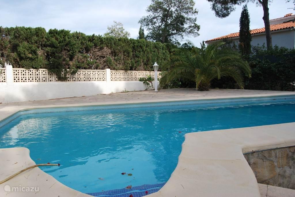 La Driada zwembad