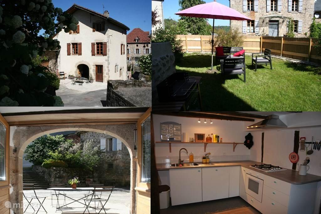 Vakantiehuis Frankrijk, Midi-Pyrénées, Teyssieu Gîte / Cottage Le Nid de Netty