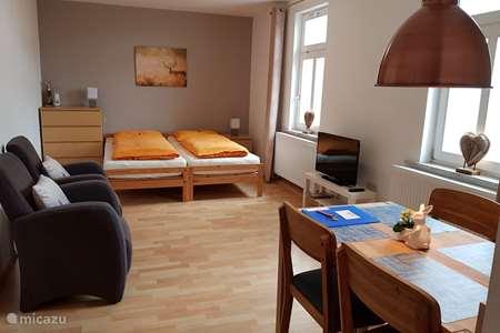Vakantiehuis Duitsland, Thüringer Woud, Gehlberg appartement Appartement Zum Glasmacher