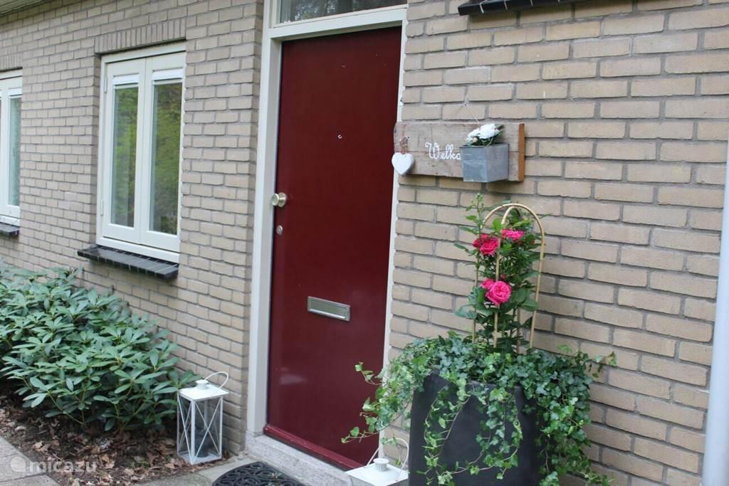 Vakantiehuis Nederland, Gelderland, Otterlo - geschakelde woning Boshuisje Otterlo