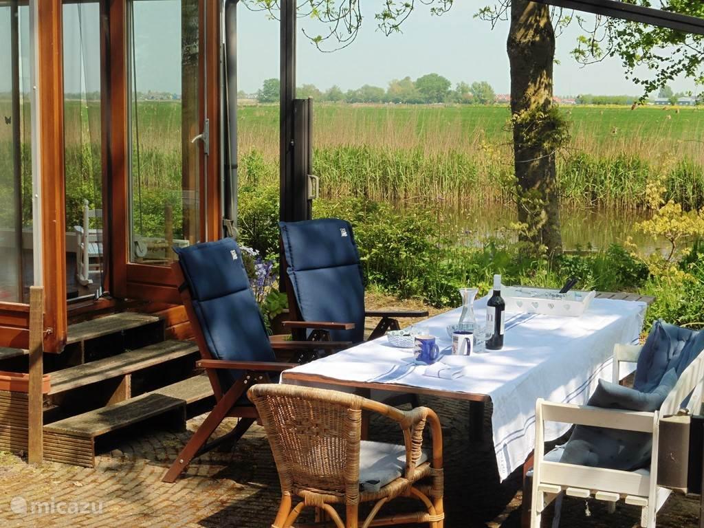 Vakantiehuis Nederland, Noord-Holland, West-Graftdijk - chalet Chalet aan het water, Oost-Graftdijk
