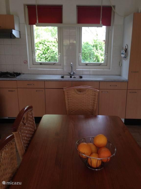 Open keuken incl. vaatwasser