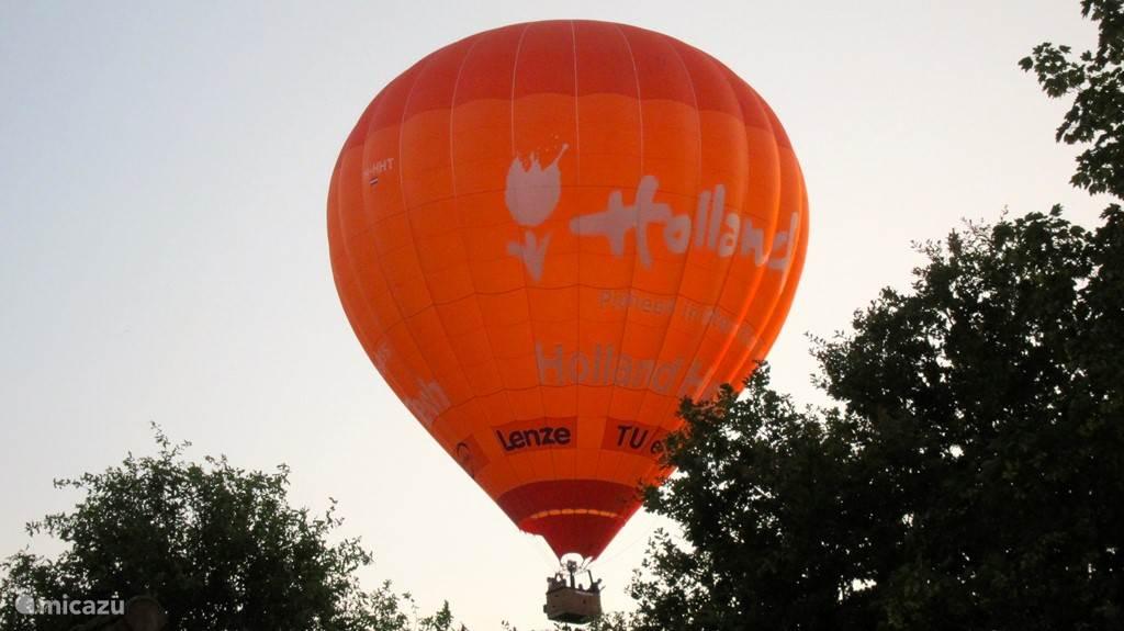 Jaarlijkse ballonfeesten