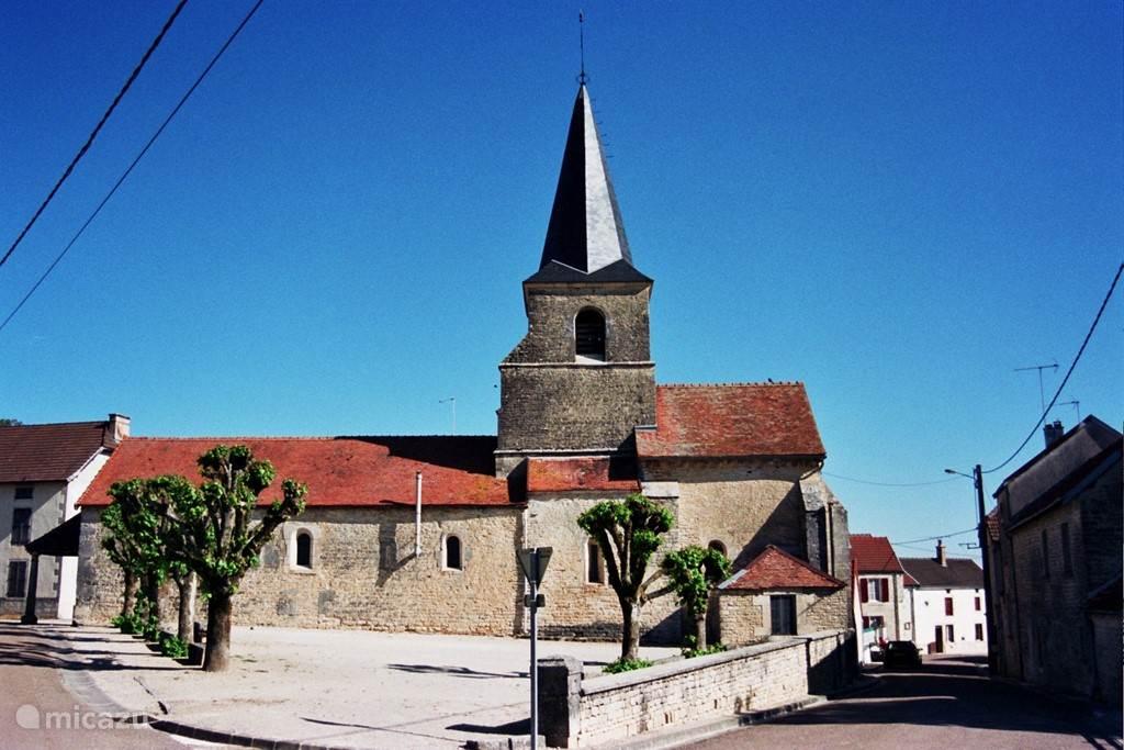 Het dromerige dorpje Mosson            ( 75 inwoners )