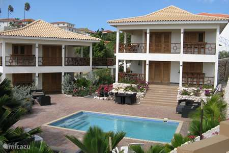 Vacation rental Curaçao, Banda Ariba (East), Jan Thiel apartment Apartemento Gosa Bunita B