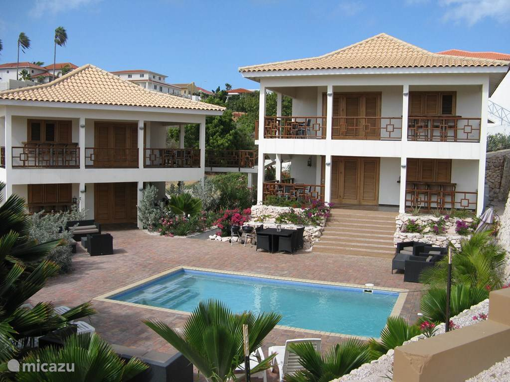Vacation rental Curaçao, Banda Ariba (East), Jan Thiel apartment Apartemento Gosa Bunita D