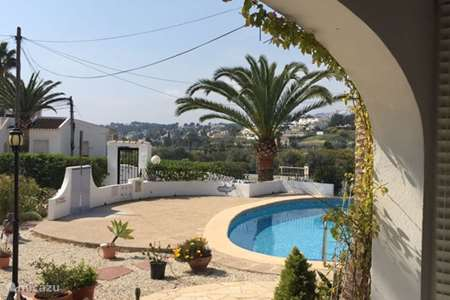 Vakantiehuis Spanje, Costa Blanca, Benitachell - bungalow Casa Inky