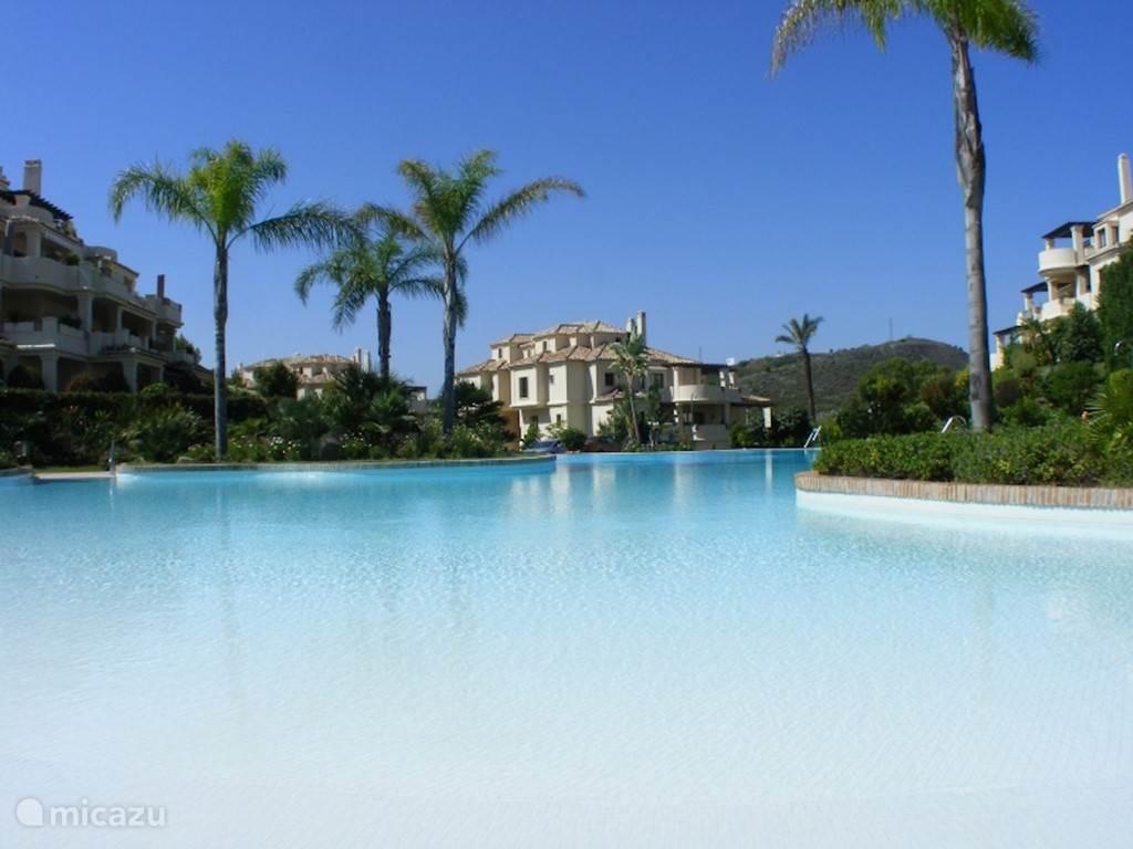 Vakantiehuis Spanje, Andalusië, Benahavis appartement Capanes Del Golf