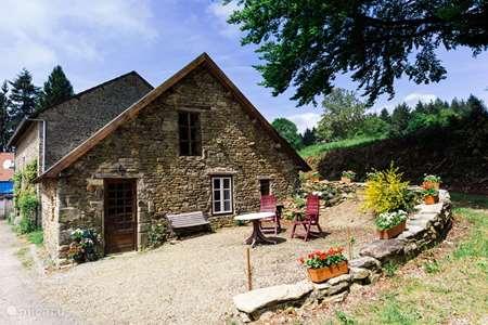 Vakantiehuis Frankrijk, Haute-Vienne, Eymoutiers vakantiehuis Gîte Anita