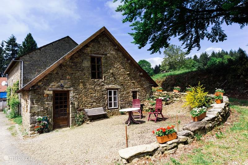 Vacation rental France, Haute-Vienne, Eymoutiers Holiday house Gîte Anita