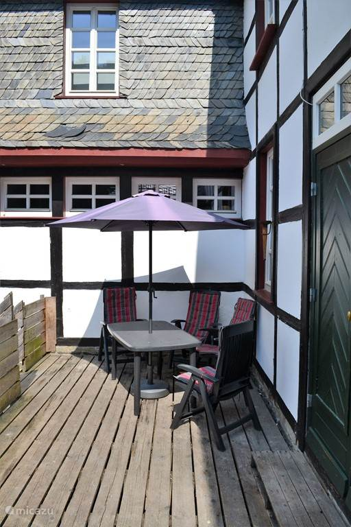 Vacation rental Germany, Eifel, Monschau apartment Apartment Roerzicht
