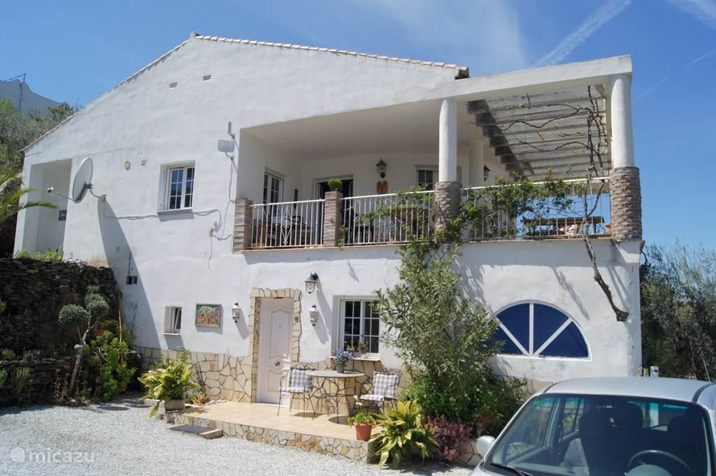 Vakantiehuis Spanje, Andalusië, Cómpeta Appartement Casa Stork