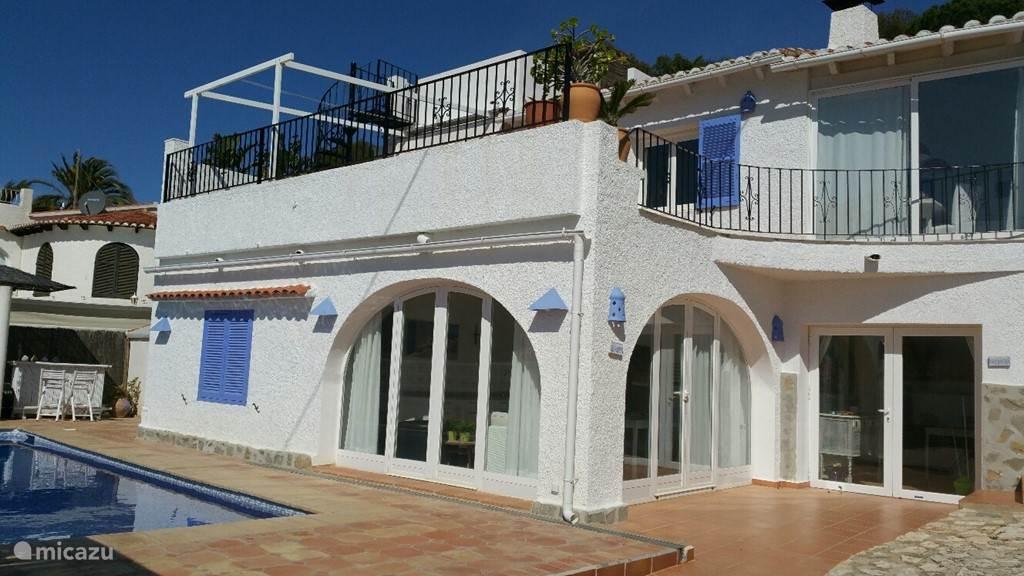 Vakantiehuis Spanje, Costa Blanca, Benissa vakantiehuis Casa Maria