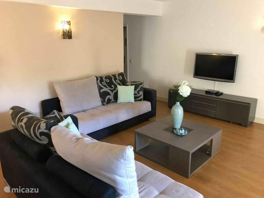 Appartement Amandel TV corner