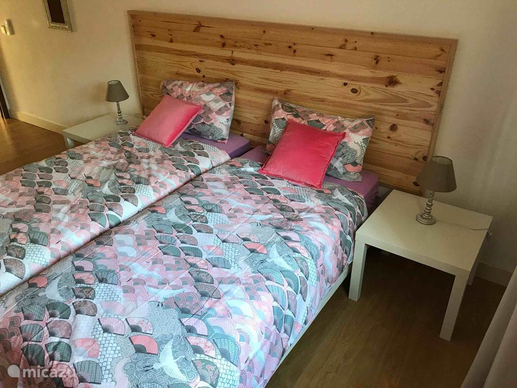 Appartement Amandel Slaapkamer 2