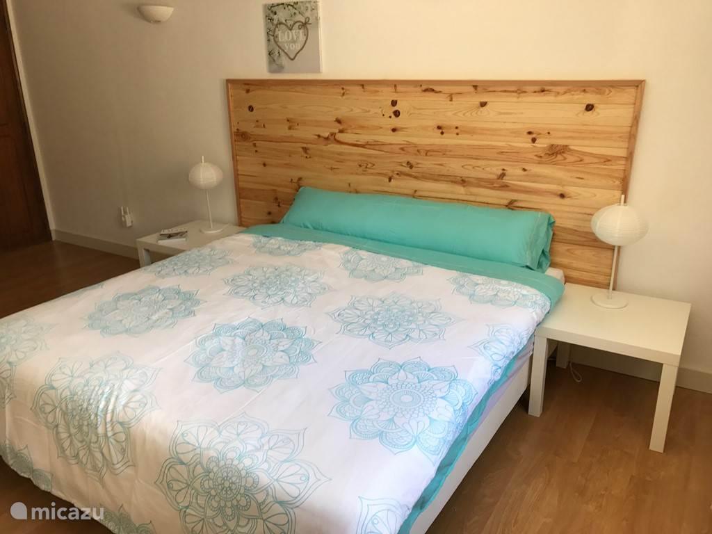 Appartement Amandel Slaapkamer 1