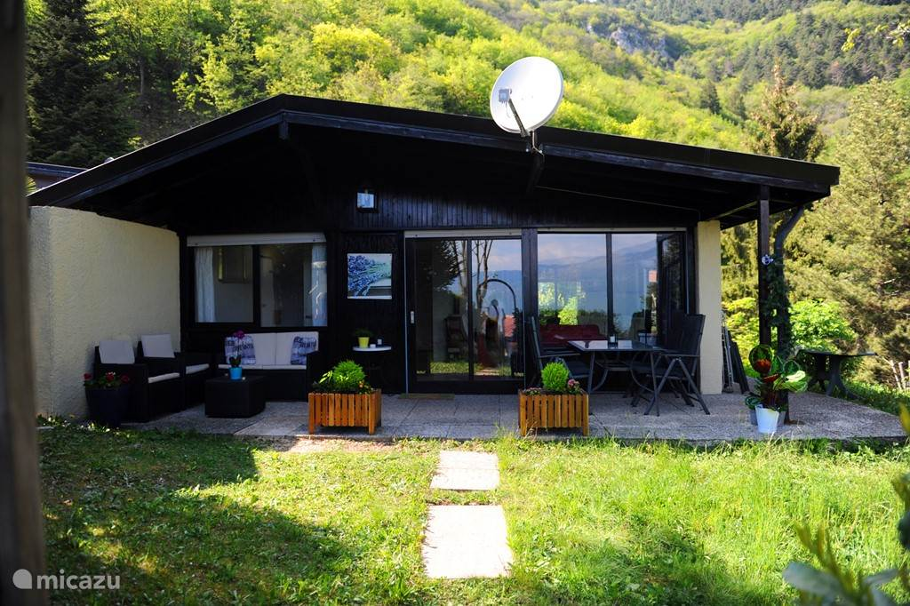 Vacation rental Italy, Lake Garda – bungalow Holiday Bungalow Sunclass Tignale