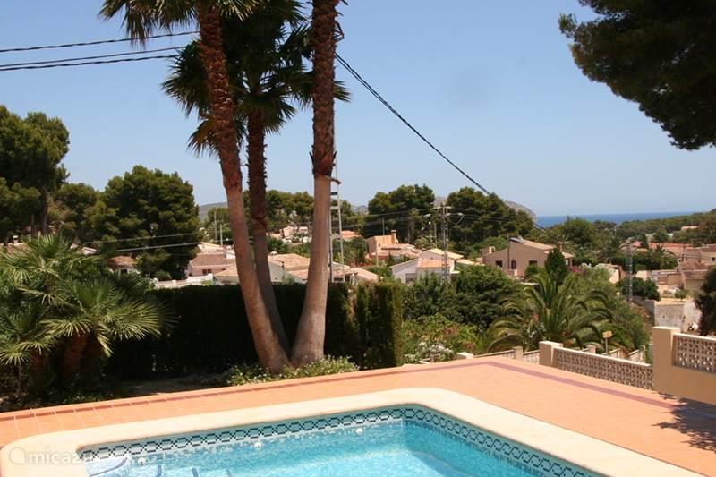 Vakantiehuis Spanje, Costa Blanca, Moraira Villa Casa Sabrosa