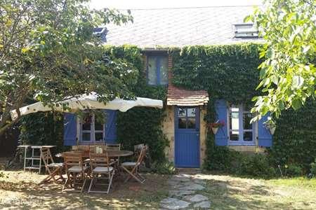 Vakantiehuis Frankrijk, Allier – boerderij La Brande du Chagnerats