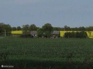 Ligging boerderij