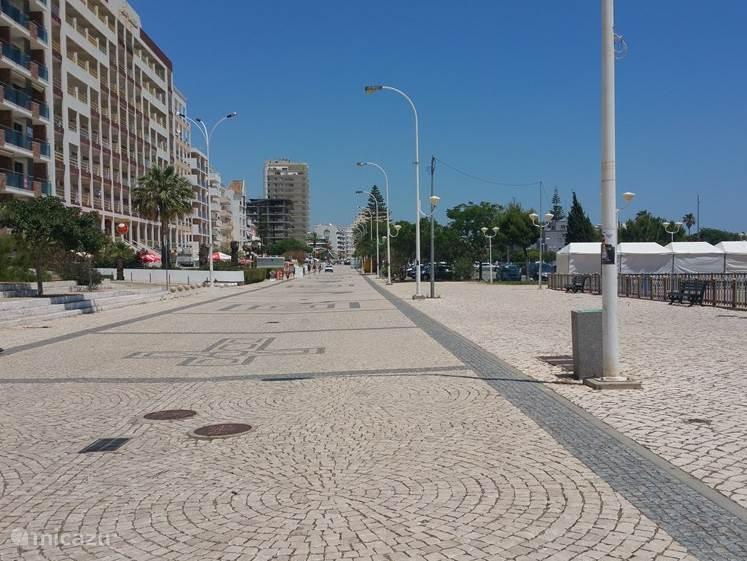 Vakantiehuis Portugal, Algarve, Monte Gordo appartement Apartamento Panoramico