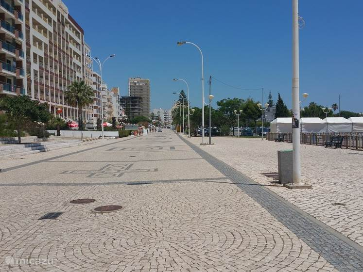 Vakantiehuis Portugal, Algarve, Monte Gordo - appartement Apartamento Panoramico