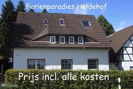 Vakantiehuis Duitsland, Eifel, Hellenthal vakantiehuis Groepsaccommodatie Heidehof