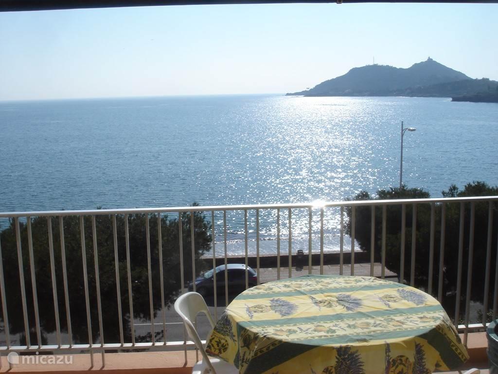 Vakantiehuis Frankrijk, Côte d´Azur, Agay - appartement Prachtig appartement direct aan zee