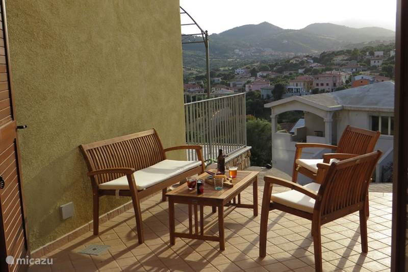 Vakantiehuis Italië, Sardinië, San Lorenzo Appartement Vista Mare Monte
