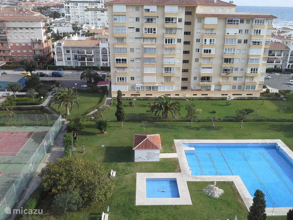 Vakantiehuis Spanje, Costa del Sol – appartement La Concha