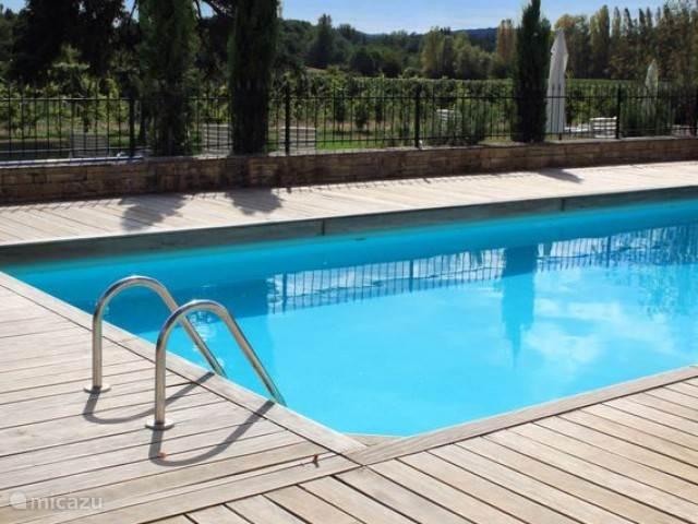 Vakantiehuis Frankrijk, Lot, Prayssac Appartement 6p. app. bij Sprookjesachtig Kasteel