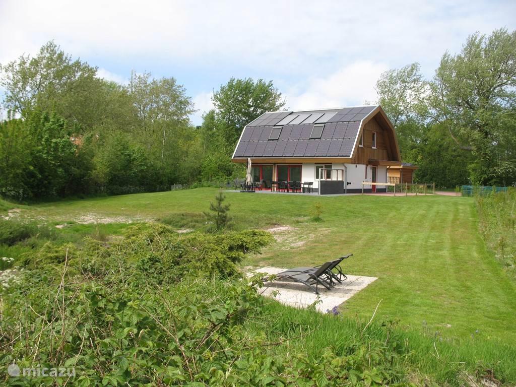 Vacation rental Netherlands, Texel – holiday house Vijverhof